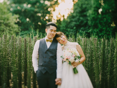 Zachary + Maryanne | Food For Thought (Botanic)