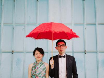 Han Yang + Hui Xin