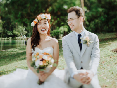 Scott + Eve | Grand Shanghai