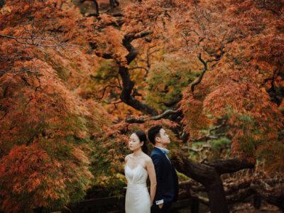 Yi Jin + Ginny | Tokyo