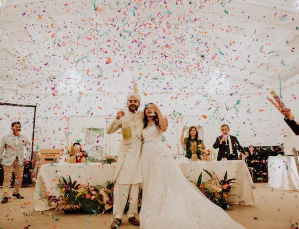 Fullerton Hotel Wedding Andri Tei Photography