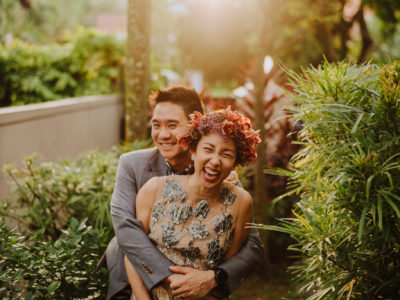 Sean + Kay | A Crazy Rich Asians Wedding